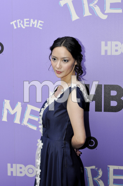 """""""Treme"""" PremiereLucia Micarelli4-21-2011 / Museum of Modern Art / New York NY / HBO / Photo by Eric Reichbaum - Image 24047_0052"""