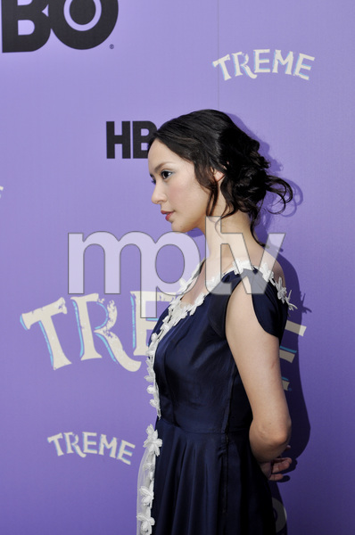 """""""Treme"""" PremiereLucia Micarelli4-21-2011 / Museum of Modern Art / New York NY / HBO / Photo by Eric Reichbaum - Image 24047_0055"""