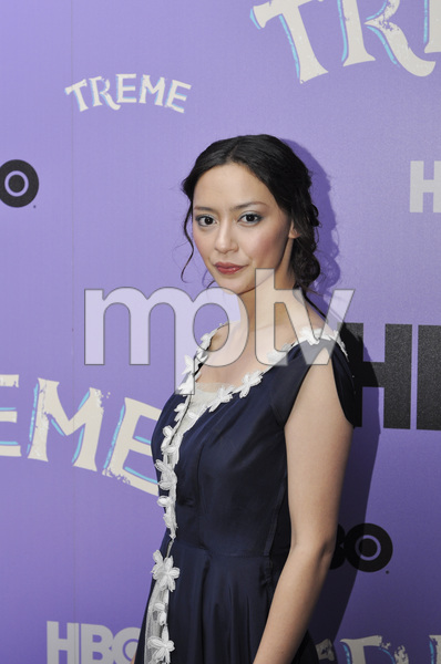 """""""Treme"""" PremiereLucia Micarelli4-21-2011 / Museum of Modern Art / New York NY / HBO / Photo by Eric Reichbaum - Image 24047_0056"""