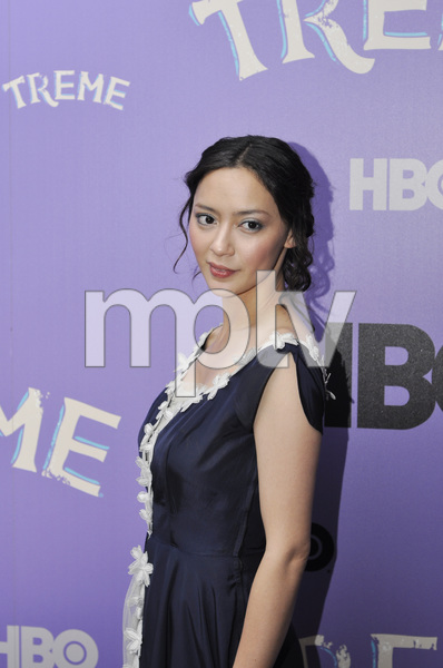 """""""Treme"""" PremiereLucia Micarelli4-21-2011 / Museum of Modern Art / New York NY / HBO / Photo by Eric Reichbaum - Image 24047_0057"""