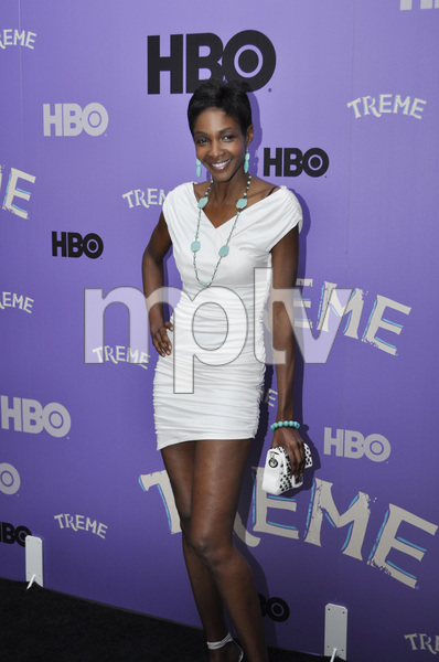 """Treme"" PremiereRoshumba Williams4-21-2011 / Museum of Modern Art / New York NY / HBO / Photo by Eric Reichbaum - Image 24047_0077"
