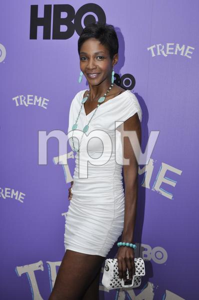 """Treme"" PremiereRoshumba Williams4-21-2011 / Museum of Modern Art / New York NY / HBO / Photo by Eric Reichbaum - Image 24047_0080"