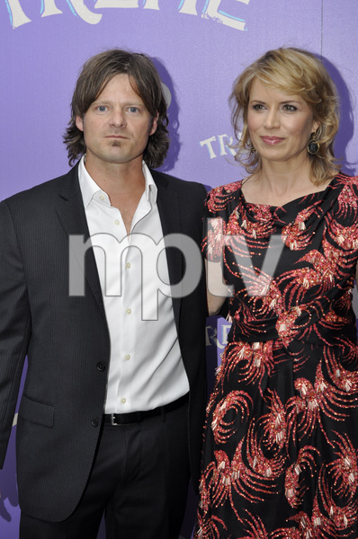 """Treme"" PremiereKim Dickens and Steve Zahn4-21-2011 / Museum of Modern Art / New York NY / HBO / Photo by Eric Reichbaum - Image 24047_0099"