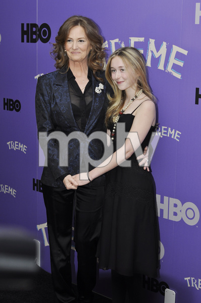 """""""Treme"""" PremiereMelissa Leo and India Ennenga4-21-2011 / Museum of Modern Art / New York NY / HBO / Photo by Eric Reichbaum - Image 24047_0107"""