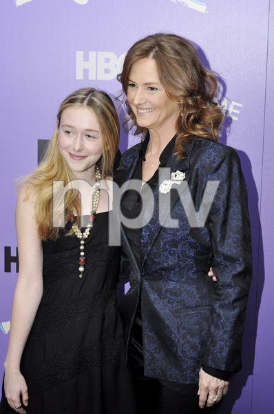 """""""Treme"""" PremiereMelissa Leo and India Ennenga4-21-2011 / Museum of Modern Art / New York NY / HBO / Photo by Eric Reichbaum - Image 24047_0110"""