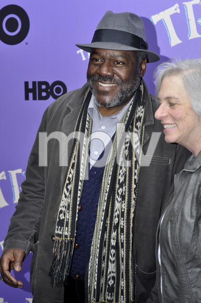 """Treme"" PremiereFrankie Faison4-21-2011 / Museum of Modern Art / New York NY / HBO / Photo by Eric Reichbaum - Image 24047_0134"
