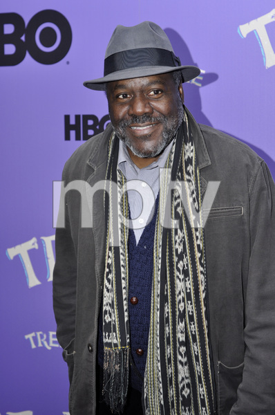 """""""Treme"""" PremiereFrankie Faison4-21-2011 / Museum of Modern Art / New York NY / HBO / Photo by Eric Reichbaum - Image 24047_0137"""