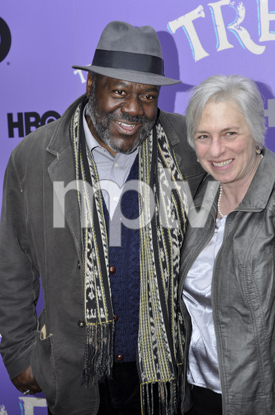 """""""Treme"""" PremiereFrankie Faison4-21-2011 / Museum of Modern Art / New York NY / HBO / Photo by Eric Reichbaum - Image 24047_0141"""