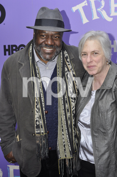 """""""Treme"""" PremiereFrankie Faison4-21-2011 / Museum of Modern Art / New York NY / HBO / Photo by Eric Reichbaum - Image 24047_0143"""