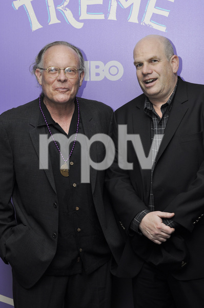 """Treme"" PremiereEric Overmyer and David Simon4-21-2011 / Museum of Modern Art / New York NY / HBO / Photo by Eric Reichbaum - Image 24047_0162"