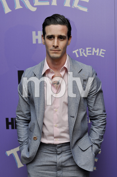 """Treme"" PremiereJames ""PJ"" Ransone4-21-2011 / Museum of Modern Art / New York NY / HBO / Photo by Eric Reichbaum - Image 24047_0179"