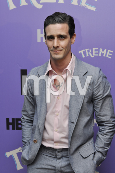 """Treme"" PremiereJames ""PJ"" Ransone4-21-2011 / Museum of Modern Art / New York NY / HBO / Photo by Eric Reichbaum - Image 24047_0185"