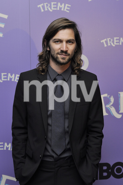 """Treme"" PremiereMichiel Huisman4-21-2011 / Museum of Modern Art / New York NY / HBO / Photo by Eric Reichbaum - Image 24047_0189"