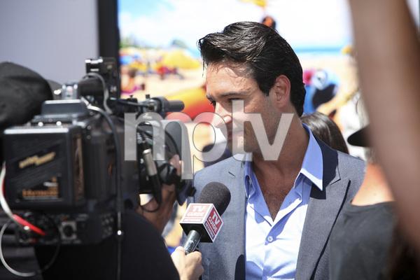"""""""Rio"""" Premiere Rodrigo Santoro4-10-2011 / Grauman"""