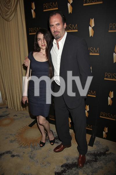"""15th Annual PRISM Awards"" Kristine Saryan, Scott Patterson4-28-2011 / Beverly Hills Hotel / Beverly Hills CA / Photo by Imeh Akpanudosen - Image 24058_0029"