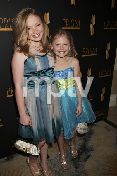 """""""15th Annual PRISM Awards"""" Natalie Alyn Lind, Emily Alyn Lind4-28-2011 / Beverly Hills Hotel / Beverly Hills CA / Photo by Imeh Akpanudosen - Image 24058_0053"""
