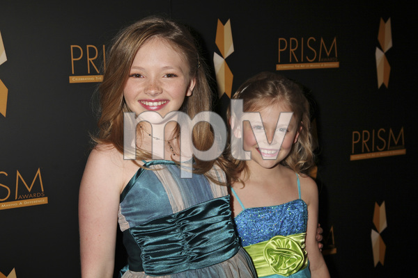 """""""15th Annual PRISM Awards"""" Natalie Alyn Lind, Emily Alyn Lind4-28-2011 / Beverly Hills Hotel / Beverly Hills CA / Photo by Imeh Akpanudosen - Image 24058_0054"""