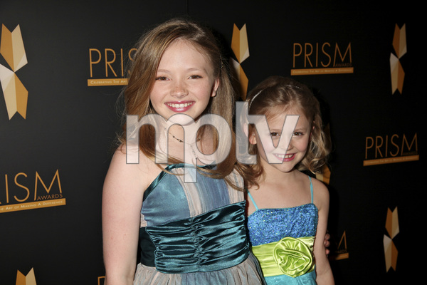 """""""15th Annual PRISM Awards"""" Natalie Alyn Lind, Emily Alyn Lind4-28-2011 / Beverly Hills Hotel / Beverly Hills CA / Photo by Imeh Akpanudosen - Image 24058_0055"""