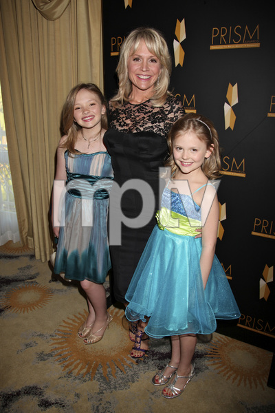 """15th Annual PRISM Awards"" Natalie Alyn Lind, Barbara Alyn Woods, Emily Alyn Lind4-28-2011 / Beverly Hills Hotel / Beverly Hills CA / Photo by Imeh Akpanudosen - Image 24058_0079"