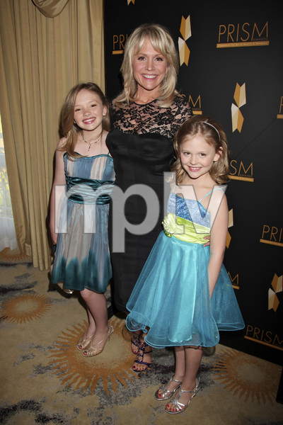 """15th Annual PRISM Awards"" Natalie Alyn Lind, Barbara Alyn Woods, Emily Alyn Lind4-28-2011 / Beverly Hills Hotel / Beverly Hills CA / Photo by Imeh Akpanudosen - Image 24058_0080"
