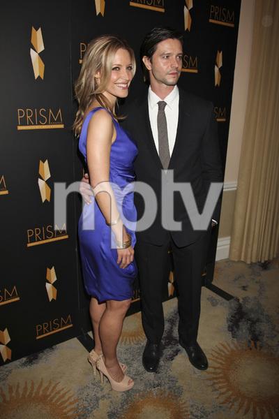 """15th Annual PRISM Awards"" KaDee Strickland, Jason Behr4-28-2011 / Beverly Hills Hotel / Beverly Hills CA / Photo by Imeh Akpanudosen - Image 24058_0180"