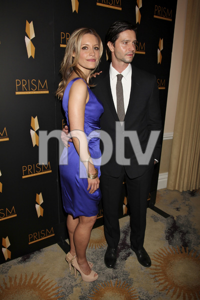 """15th Annual PRISM Awards"" KaDee Strickland, Jason Behr4-28-2011 / Beverly Hills Hotel / Beverly Hills CA / Photo by Imeh Akpanudosen - Image 24058_0181"