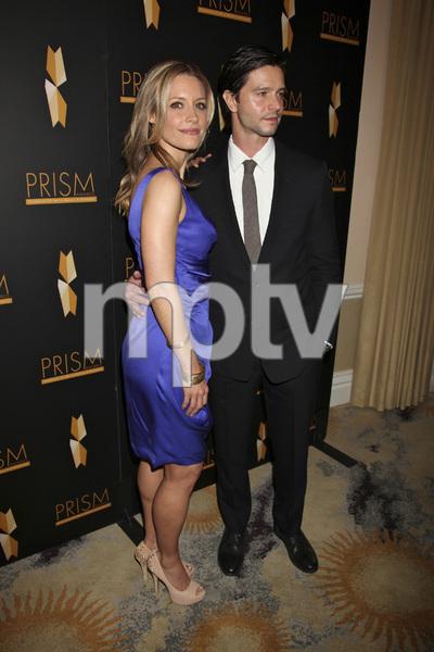 """15th Annual PRISM Awards"" KaDee Strickland, Jason Behr4-28-2011 / Beverly Hills Hotel / Beverly Hills CA / Photo by Imeh Akpanudosen - Image 24058_0182"