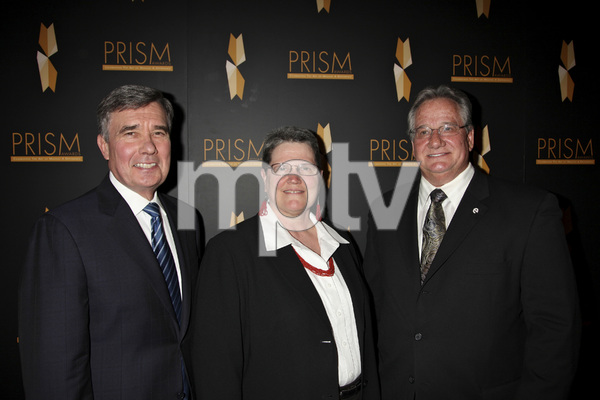 """15th Annual PRISM Awards"" R. Gil Kerlikowske, Brian Dyak4-28-2011 / Beverly Hills Hotel / Beverly Hills CA / Photo by Imeh Akpanudosen - Image 24058_0188"
