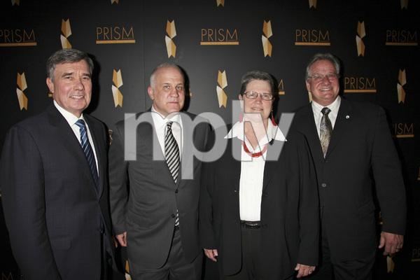 """15th Annual PRISM Awards"" R. Gil Kerlikowske, Chuck Saftler, Brian Dyak4-28-2011 / Beverly Hills Hotel / Beverly Hills CA / Photo by Imeh Akpanudosen - Image 24058_0189"