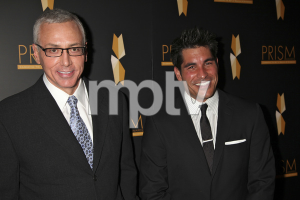 """""""15th Annual PRISM Awards"""" Drew Pinsky, Michael Catherwood4-28-2011 / Beverly Hills Hotel / Beverly Hills CA / Photo by Imeh Akpanudosen - Image 24058_0218"""