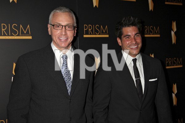 """15th Annual PRISM Awards"" Drew Pinsky, Michael Catherwood4-28-2011 / Beverly Hills Hotel / Beverly Hills CA / Photo by Imeh Akpanudosen - Image 24058_0219"