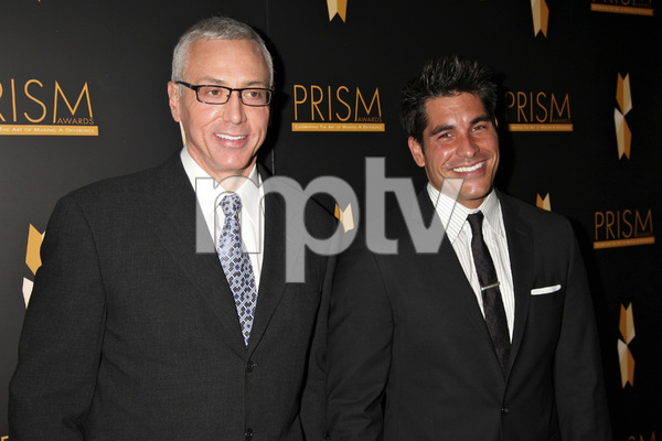 """""""15th Annual PRISM Awards"""" Drew Pinsky, Michael Catherwood4-28-2011 / Beverly Hills Hotel / Beverly Hills CA / Photo by Imeh Akpanudosen - Image 24058_0220"""