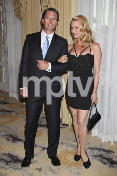 """""""15th Annual PRISM Awards"""" Steve Pate, Nicollette Sheridan4-28-2011 / Beverly Hills Hotel / Beverly Hills CA / Photo by Imeh Akpanudosen - Image 24058_0402"""