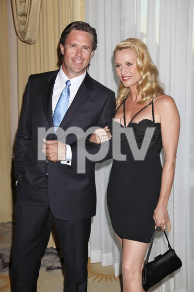 """""""15th Annual PRISM Awards"""" Steve Pate, Nicollette Sheridan4-28-2011 / Beverly Hills Hotel / Beverly Hills CA / Photo by Imeh Akpanudosen - Image 24058_0404"""