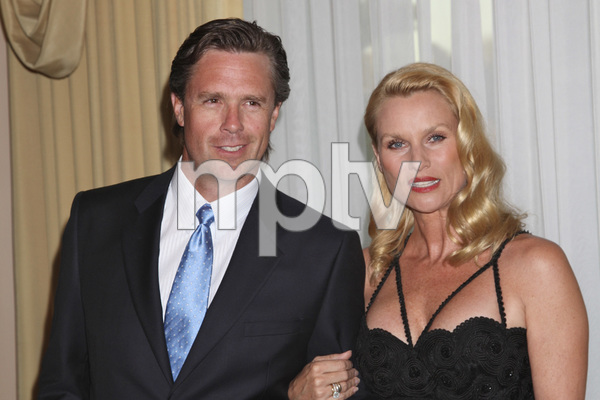 """""""15th Annual PRISM Awards"""" Steve Pate, Nicollette Sheridan4-28-2011 / Beverly Hills Hotel / Beverly Hills CA / Photo by Imeh Akpanudosen - Image 24058_0406"""