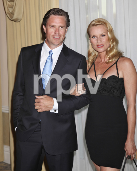 """""""15th Annual PRISM Awards"""" Steve Pate, Nicollette Sheridan4-28-2011 / Beverly Hills Hotel / Beverly Hills CA / Photo by Imeh Akpanudosen - Image 24058_0407"""