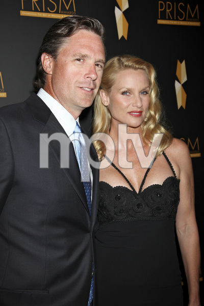 """""""15th Annual PRISM Awards"""" Steve Pate, Nicollette Sheridan4-28-2011 / Beverly Hills Hotel / Beverly Hills CA / Photo by Imeh Akpanudosen - Image 24058_0410"""
