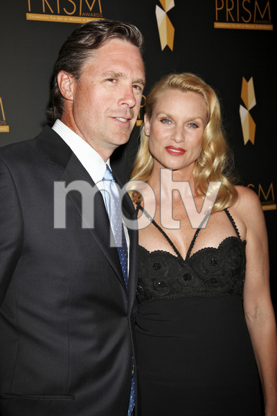 """""""15th Annual PRISM Awards"""" Steve Pate, Nicollette Sheridan4-28-2011 / Beverly Hills Hotel / Beverly Hills CA / Photo by Imeh Akpanudosen - Image 24058_0412"""