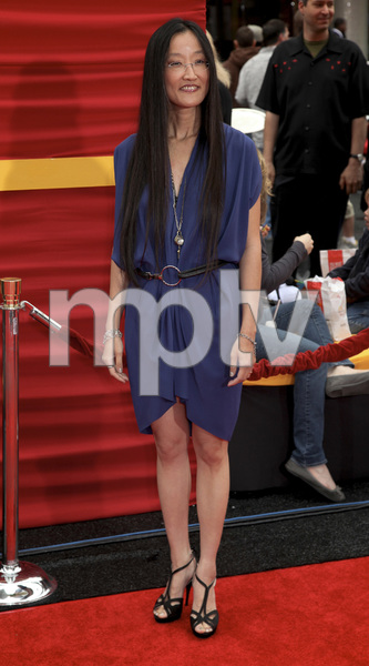 """Kung Fu Panda 2"" PremiereJennifer Yuh5-22-2011 / Mann"