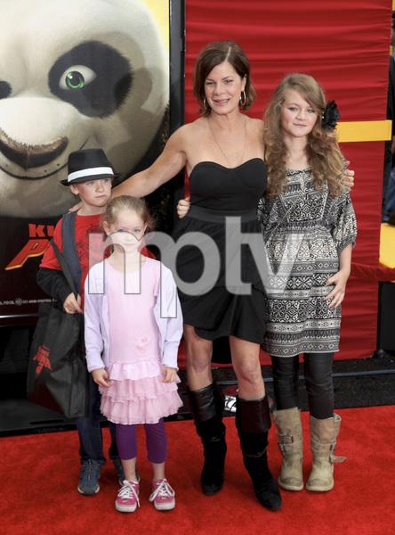 """Kung Fu Panda 2"" PremiereMarcia Gay Harden5-22-2011 / Mann"