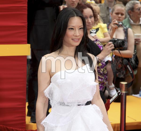 """Kung Fu Panda 2"" PremiereLucy Liu5-22-2011 / Mann"