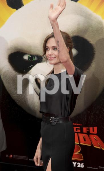 """Kung Fu Panda 2"" PremiereAngelina Jolie5-22-2011 / Mann"