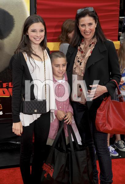 """Kung Fu Panda 2"" PremiereMimi Rogers5-22-2011 / Mann"