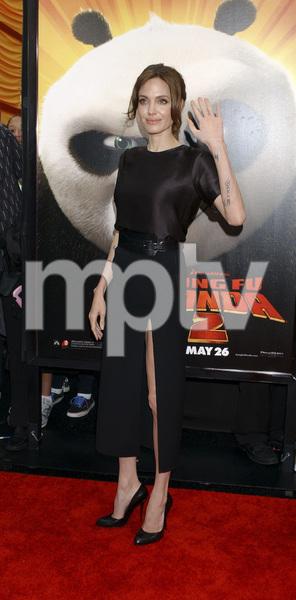 """Kung Fu Panda 2"" Premiere Angelina Jolie5-22-2011 / Mann"