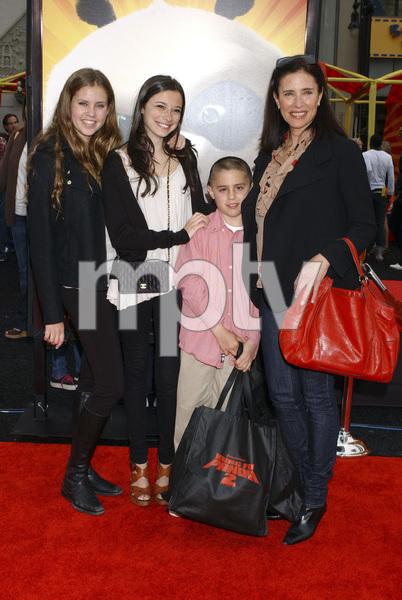 """Kung Fu Panda 2"" Premiere Mimi Rogers5-22-2011 / Mann"