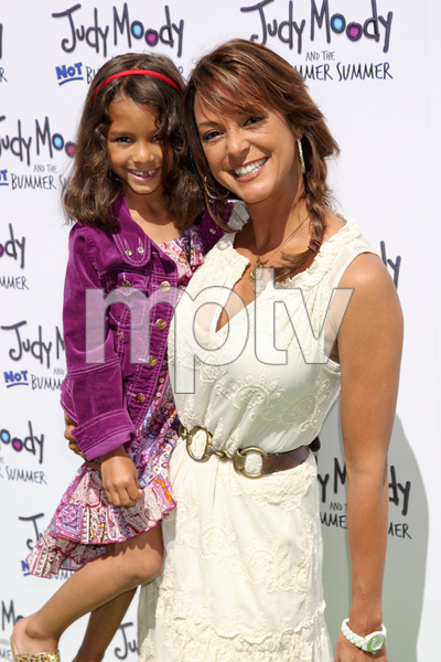 """Judy Moody and the Not Bummer Summer"" Premiere Eva La Rue6-4-2011 / ArcLight / Hollywood CA / Relativity Media / Photo by Imeh Akpanudosen - Image 24068_0039"