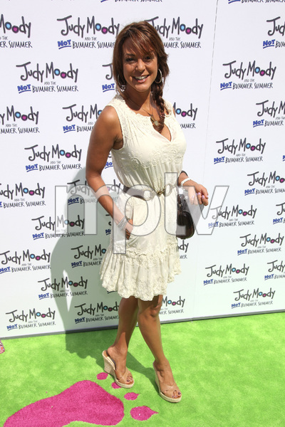 """Judy Moody and the Not Bummer Summer"" Premiere Eva La Rue6-4-2011 / ArcLight / Hollywood CA / Relativity Media / Photo by Imeh Akpanudosen - Image 24068_0044"