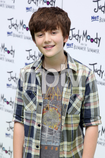 """Judy Moody and the Not Bummer Summer"" Premiere Greyson Chance6-4-2011 / ArcLight / Hollywood CA / Relativity Media / Photo by Imeh Akpanudosen - Image 24068_0147"