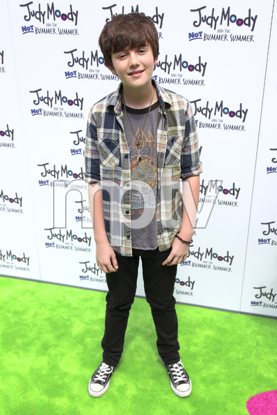 """""""Judy Moody and the Not Bummer Summer"""" Premiere Greyson Chance6-4-2011 / ArcLight / Hollywood CA / Relativity Media / Photo by Imeh Akpanudosen - Image 24068_0148"""