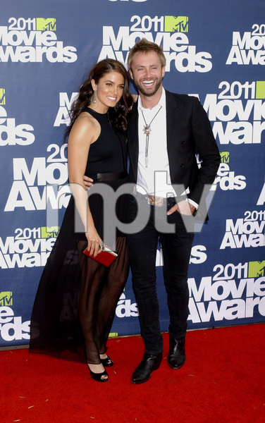 """MTV Movie Awards 2011""Nikki Reed, Paul McDonald6-5-2011 / Gibson Ampitheater / Hollywood CA / MTV / Photo by Gary Lewis - Image 24071_0060"